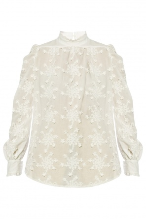 Embroidered top od See By Chloe
