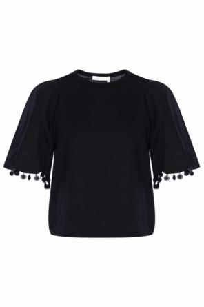 Puff sleeves top od See By Chloe