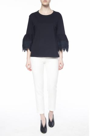 Top with flared sleeves od See By Chloe