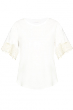 Openwork-trim top od See By Chloe