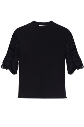 Wide-sleeved top od See By Chloe