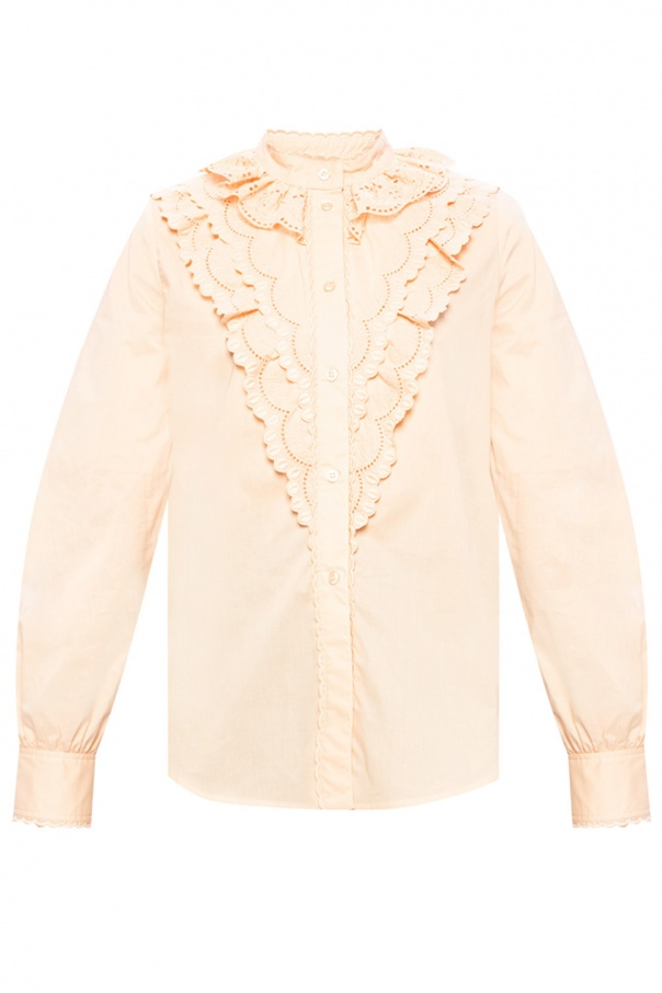 See By Chloe Openwork shirt