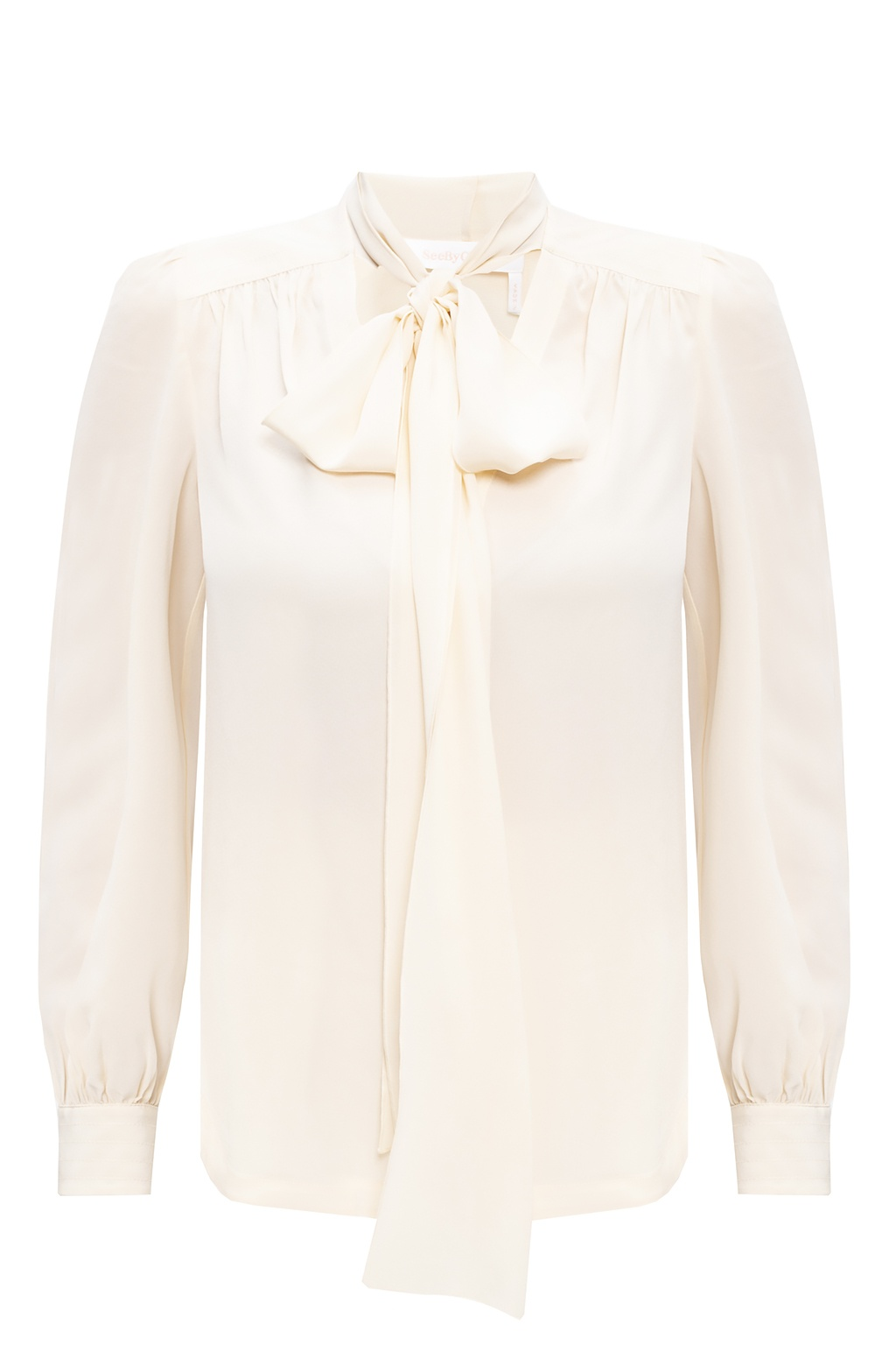 See By Chloe Silk top
