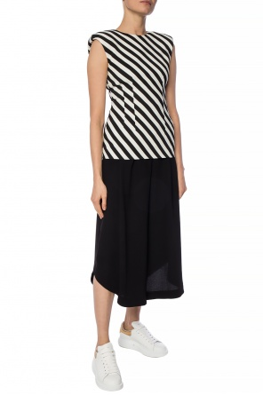 Striped top od Dries Van Noten