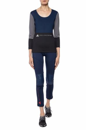 T-shirt with long sleeves od ADIDAS by Stella McCartney