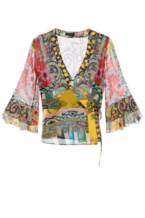 Printed top od Etro