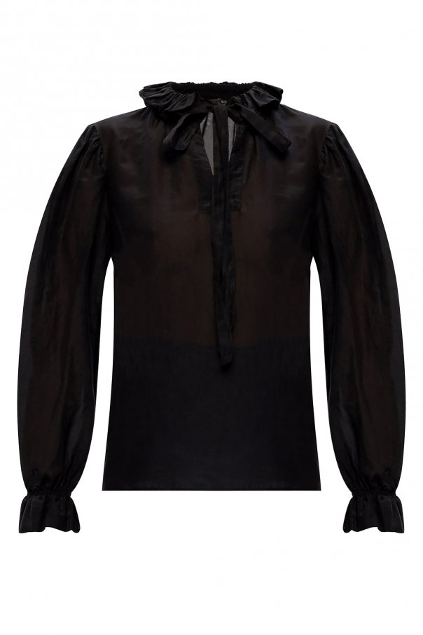 Etro Decorative collar top