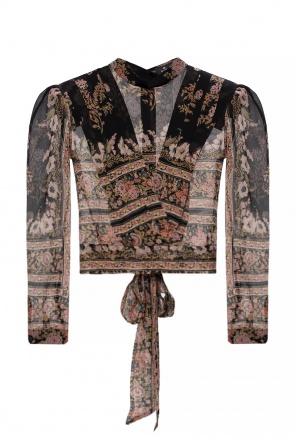 Silk shirt od Etro