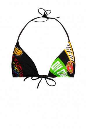 Swimsuit top od Dsquared2