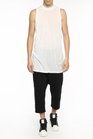 Sheer top od Rick Owens DRKSHDW