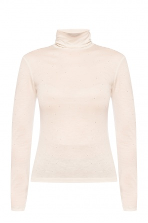 'esme' roll neck top od AllSaints