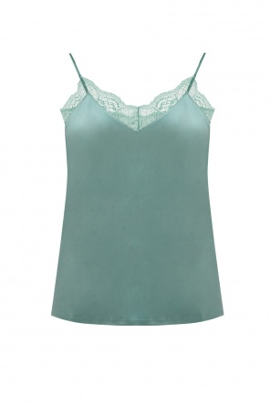 Lace-trimmed camisole top od Samsoe Samsoe