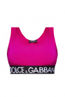 Dolce & Gabbana 品牌短款上衣
