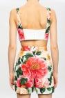 Dolce & Gabbana Cropped tank top