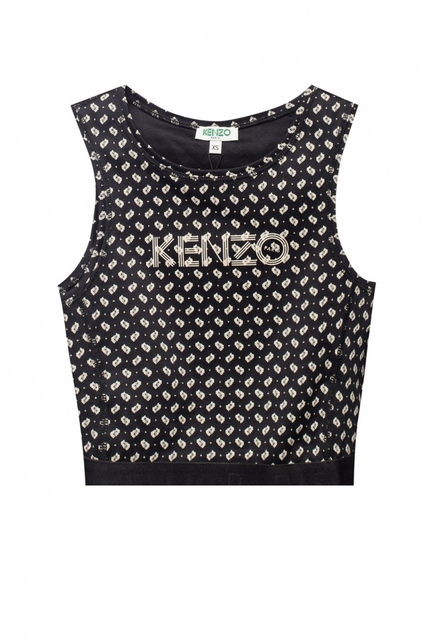 Kenzo Patterned top