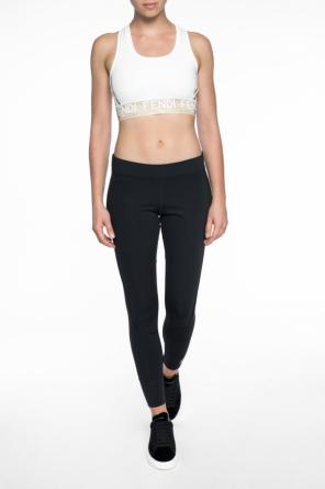 Logo cropped top od Fendi