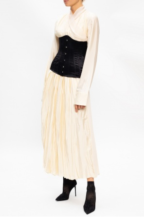 Strapless corset od Dolce & Gabbana