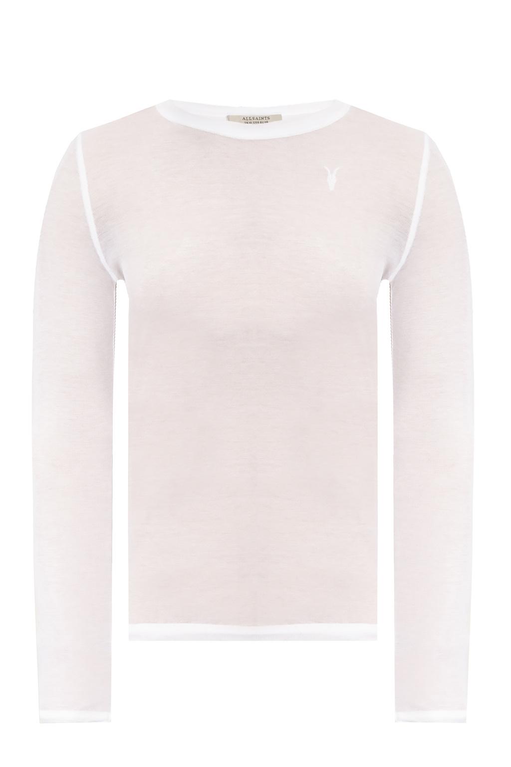 AllSaints 'Francesco' long-sleeved top