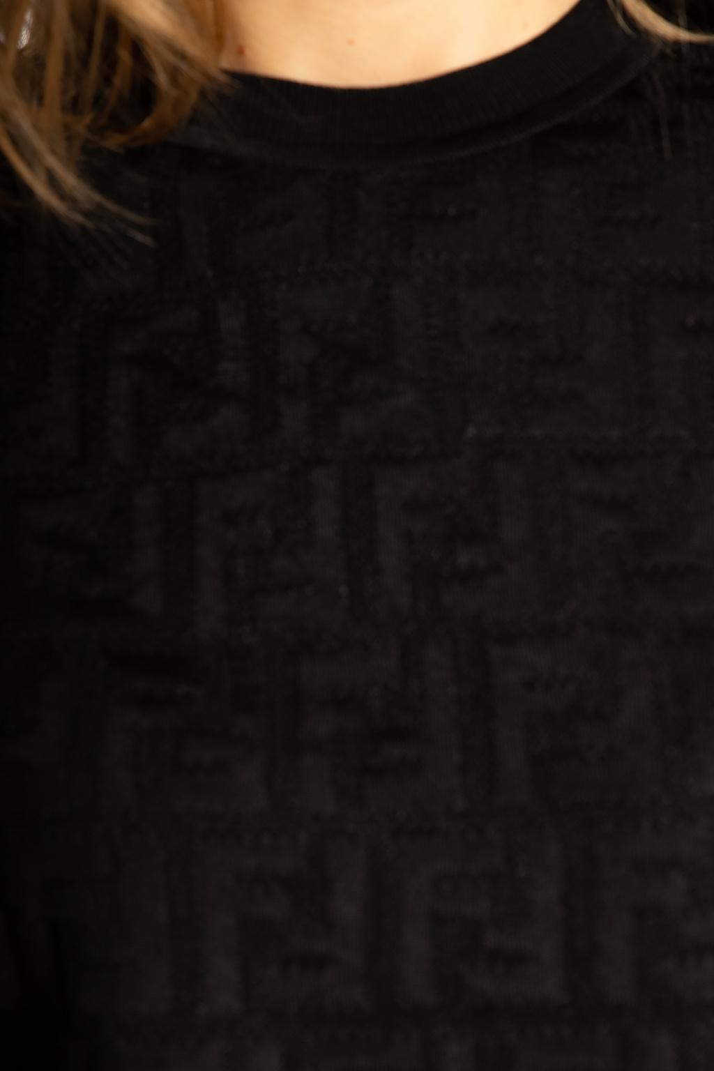 Fendi Top with logo