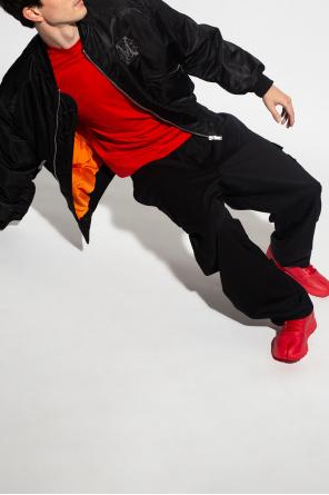 Training top with long sleeves od Y-3 Yohji Yamamoto