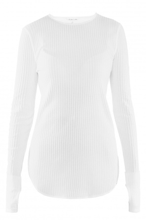 Ribbed t-shirt od Helmut Lang
