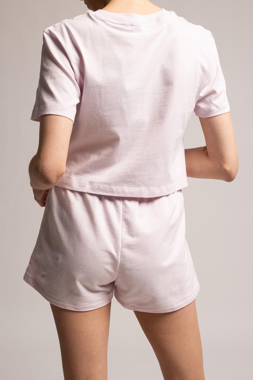 ADIDAS Originals 品牌短款T恤