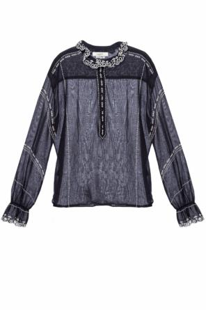 Embroidered top od Isabel Marant Etoile