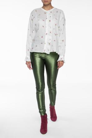 Embroidered blouse od Isabel Marant