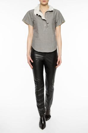 Checked top od Isabel Marant
