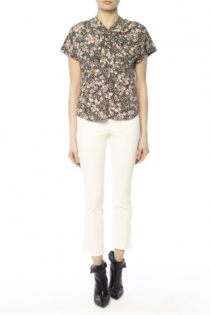 Silk top od Isabel Marant