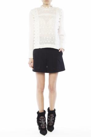 Embroidered top od Isabel Marant
