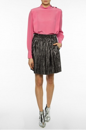 Band collar top od Isabel Marant