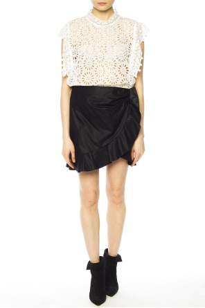 Lace top od Isabel Marant