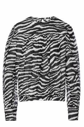 Printed top od Isabel Marant Etoile