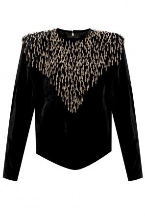 Embellished top od Isabel Marant