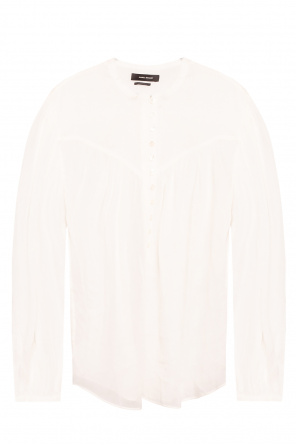 Top with gathers od Isabel Marant