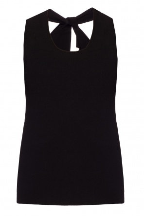 Top with braided straps od Helmut Lang