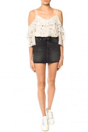 'jasmine' patterned top od AllSaints