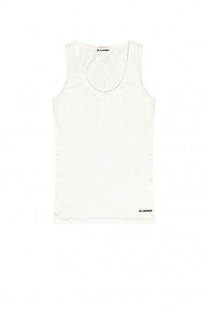 Sleeveless t-shirt od JIL SANDER+