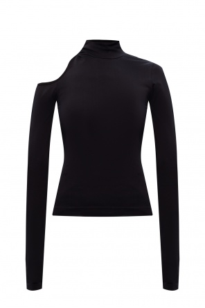 Cut-out top od Helmut Lang