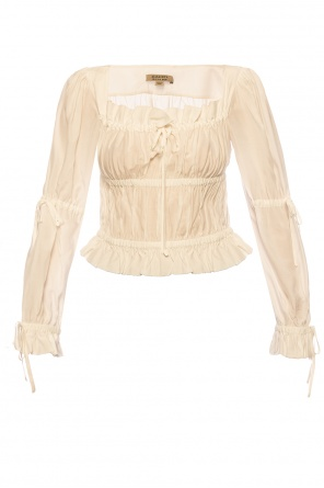 'kimi' top with long sleeves od AllSaints