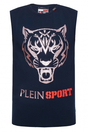 Tiger head tank top od Plein Sport