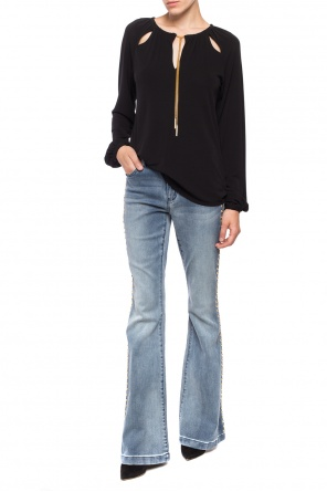 Cut-out top od Michael Kors