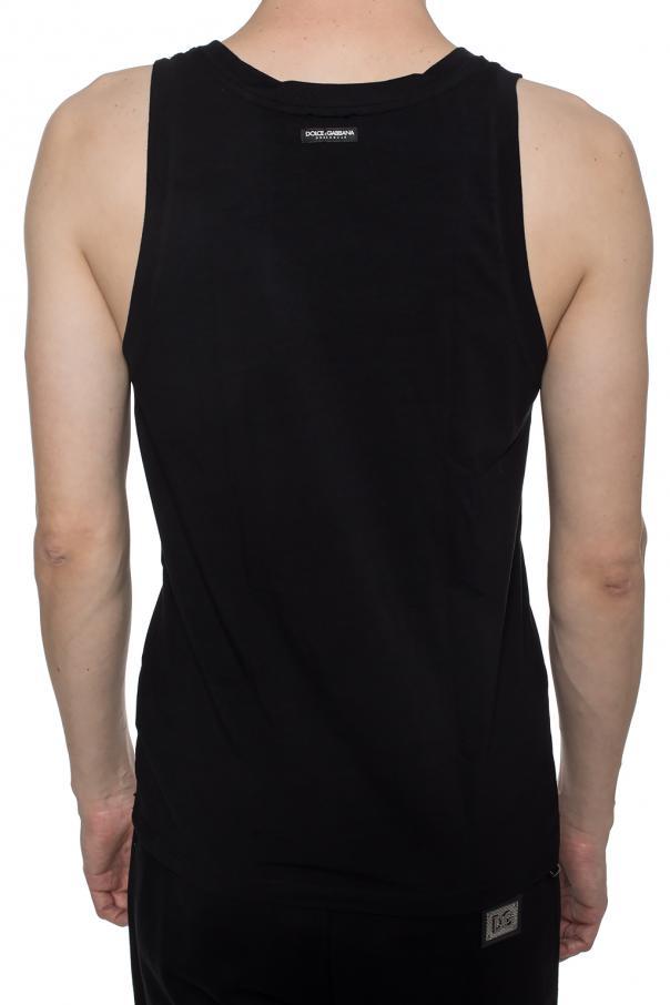 d1fe7dd0d03f4 Sleeveless T-shirt 2-pack Dolce   Gabbana - Vitkac shop online