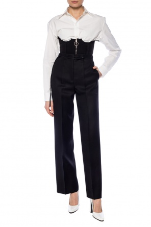 Corset belt with cut-outs od Off White