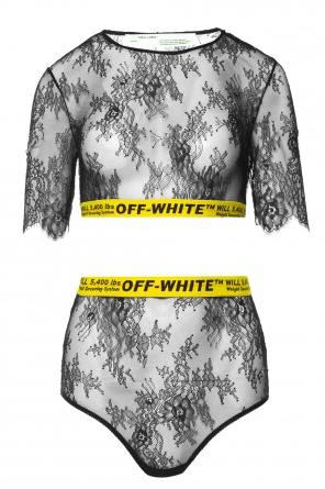 Lace set od Off White