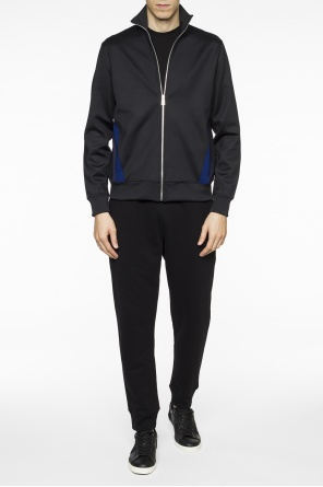 Band collar sweatshirt od Paul Smith