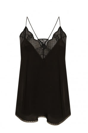 Sleeveless top od Zadig & Voltaire