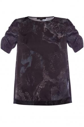 'rafaela' asymmetrical top od AllSaints