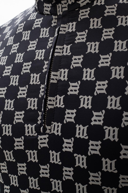 MISBHV Reflective Monogram长袖T恤